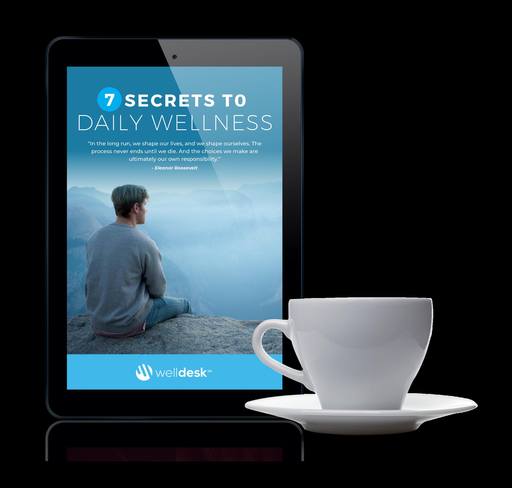7 Secrets to Daily Wellness eBook