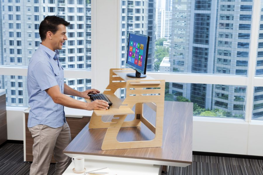 These 5 Standing Desk Benefits Are Unbelievable! - Standing